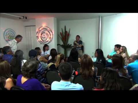 """Taller """"Vivir el Presente"""" con Sergi Torres -Video I"""