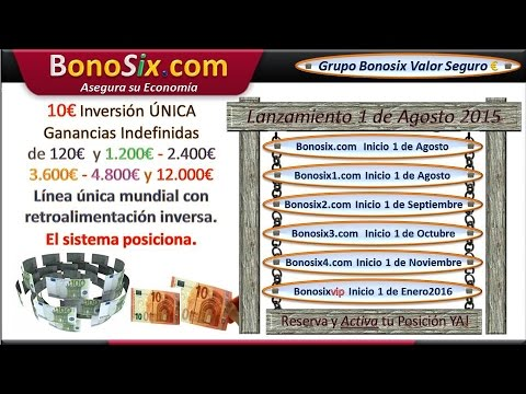 Bonosix Informacion