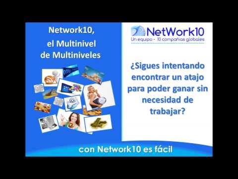 Unete a Network10, Unete al Cambio