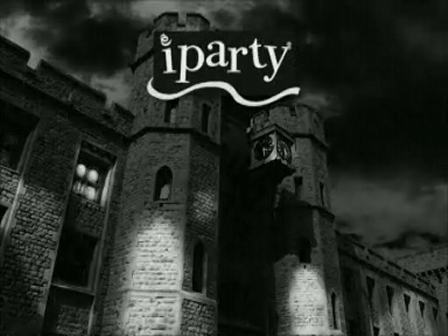 Iparty halloween commercial