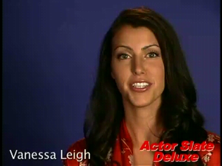 Vanessa Leigh Actors Slate