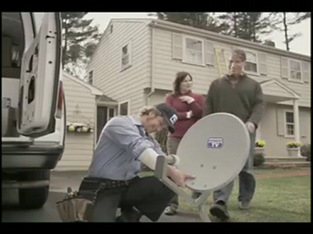 "Comcast ""What's with the Dish?"""
