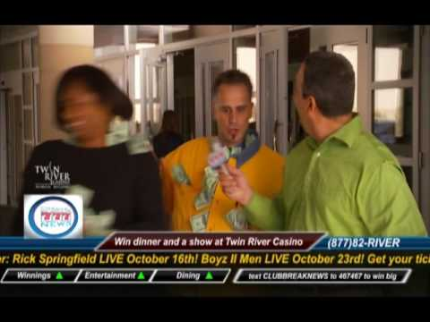 """Twin River Casino Commercial, """"Weight Gain"""""""