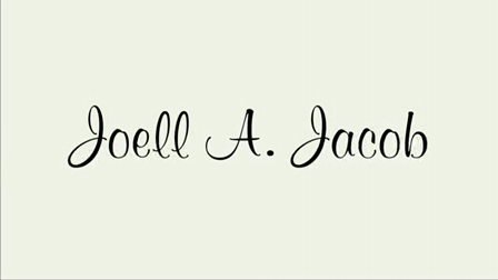 Joell A. Jacob - Actor Introduction 2010