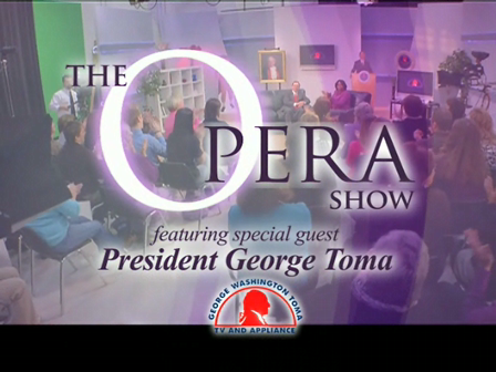 George Washington Toma TV & Appliance