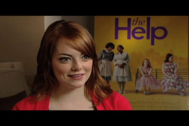 The Help Movie Preview; Laura Pizzuti