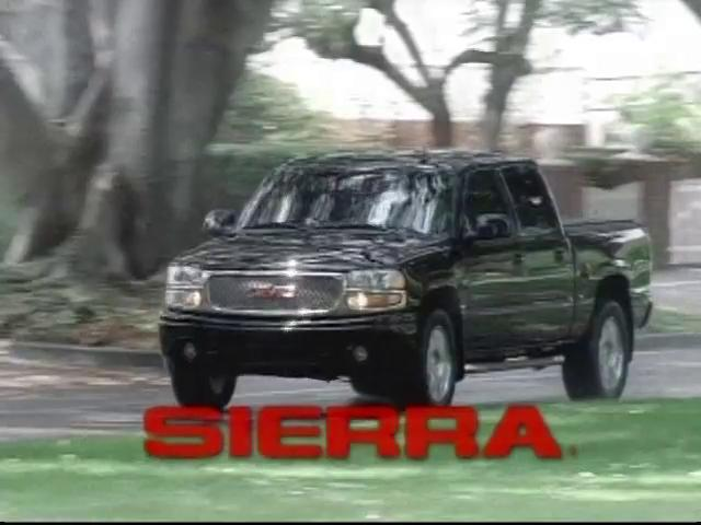 Voice-Over for GMC Sierra