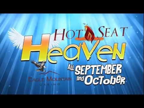JC Haze voices spot for EAGLE MOUNTAIN CASINO - Sept 2011