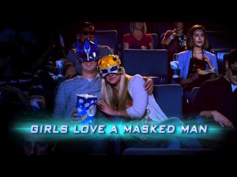 TRANSFORMERS Toys 3D Cine-Masks Commercial: Perfect Couple