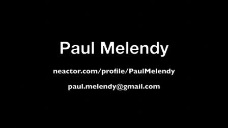 Paul Melendy | Demo Reel