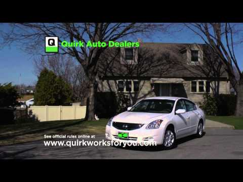 Car Commercial-Quirk