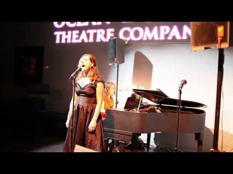 Valerie Remillard Myette singing To Keep My Love Alive by Rodgers and Hart