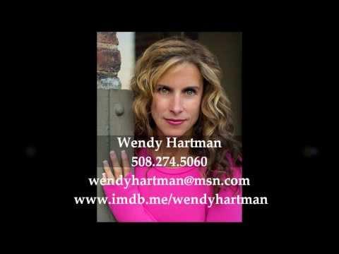Wendy Hartman's Dramatic Monologue