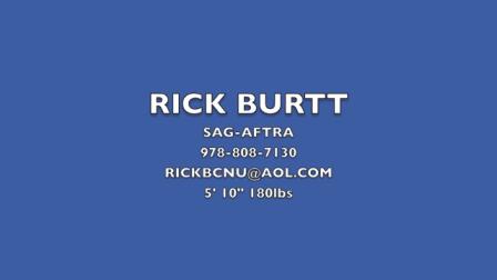 Rick Burtt long Reel