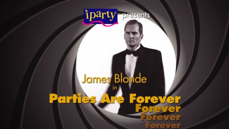iParty James Blonde_ Parties are Forever(1)