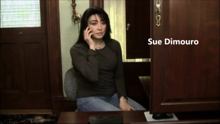 Sue Dimouro- The Therapy Killings Film Clip