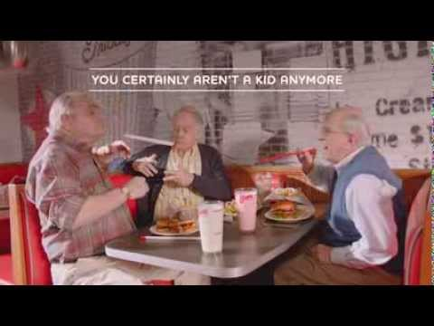 """David Cook: Friendly's """"Not A Kid"""""""