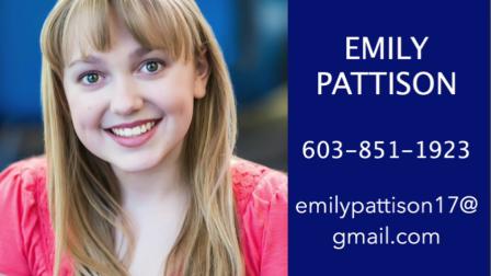 Emily Pattison Commercial Reel