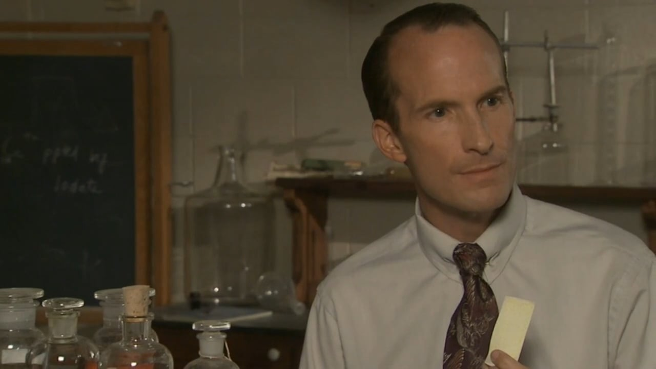 IAN LYONS in PBS' Mystery Of Matter