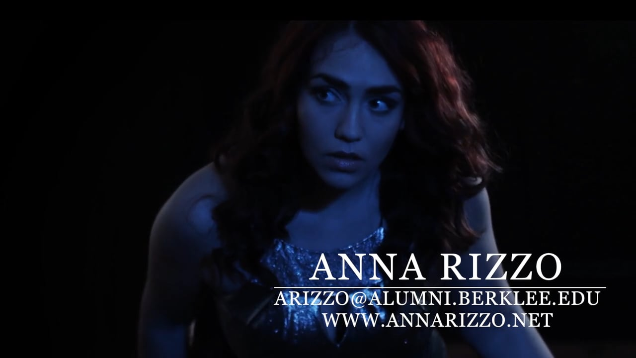 Anna Rizzo Dramatic Demo Reel 2015