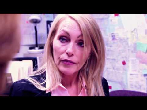 Lin Hultgren - Federal Agent clip