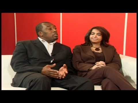 BUC Ambassador Paulette West M.B.E and Founder- Andrew Green  (2 of 2)