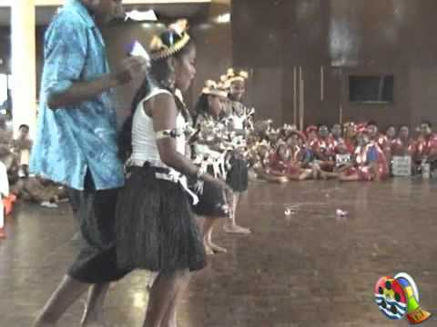 Kiribati - 61st Anniversary of Arrival of the Banabans Pt. 2