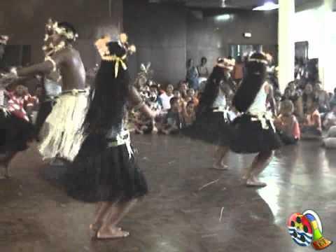 Kiribati - 61st Anniversary of Arrival of the Banabans Pt. 3