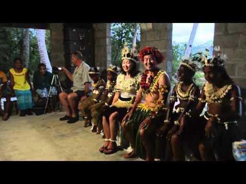 Rabi Island Mission Trip 2011
