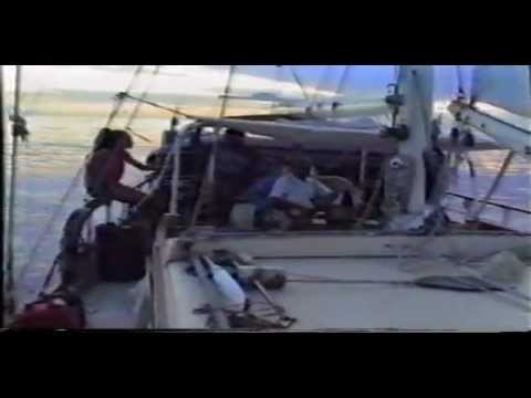 Banaba Island DXpedition in 1990