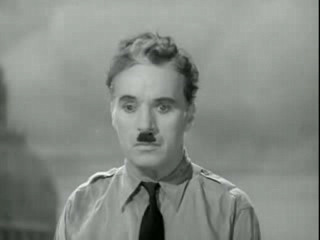 Charlie Chaplin Speaks