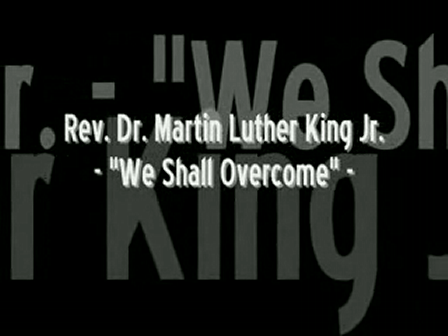 Maarten Luther King & Diana Ross - We shall overcome