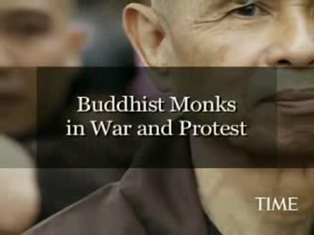 Thich Nhat Hanh on Burma