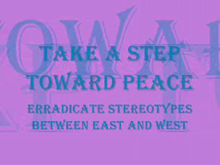 Take A Step Toward Peace