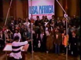We Are the World - Lionel Richie, Tina Turner, Jackson