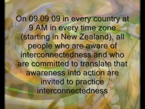 09 09 09 interconnectedness