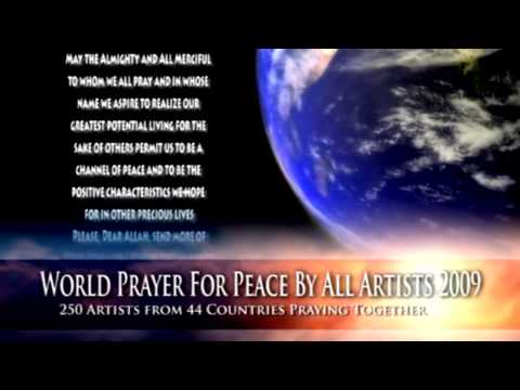 World Prayer For Peace by All Artists 2009