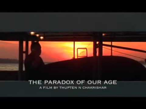 HH Dalai Lama's poem - The Paradox of Our Age