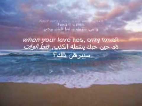 Enya - Only Time (Arabic & English Lyrics)