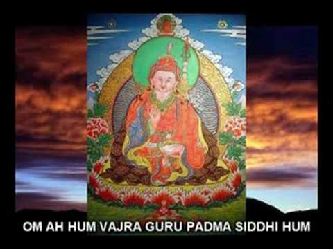 The Vajra Guru (Padmasambhava) Mantra