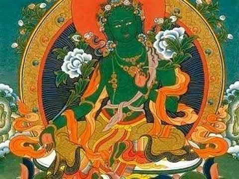 Lama Tashi: Green Tara Mantra