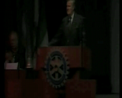 Bill Huntley Speech 2000