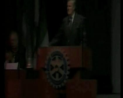 Bill Huntley Speech 2000