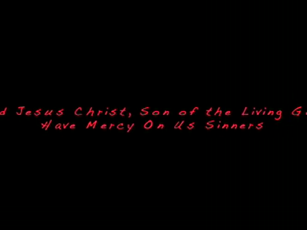 Russian Jesus Prayer