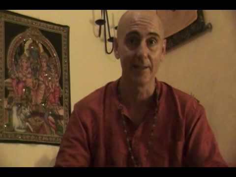 Sri Davide Cane from Italy speaks about Para-Tan Sound Healing - Tantra