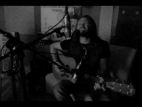 Dust That Covers His Forehead - live in studio