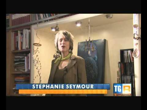 Speciale Rai 3 - Stephanie Seymour