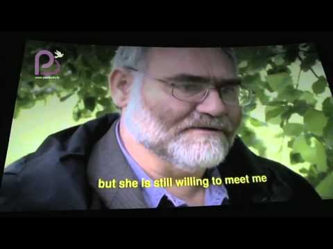 Jo Berry and Patrick Magee - Building Bridge for Peace - with subtitles