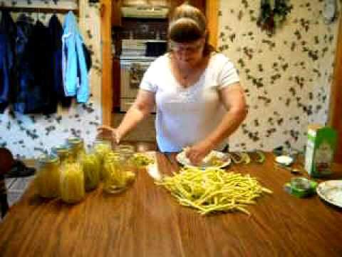 How To Can Wax Beans 3 Ways