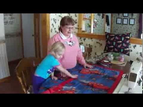 Sewing Home Made Needed Baby Items